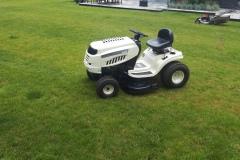 Rideon mower