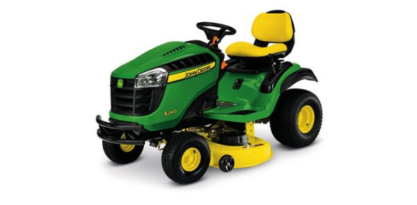 Used-second hand ride-on tractors from Blades Garden Machinery
