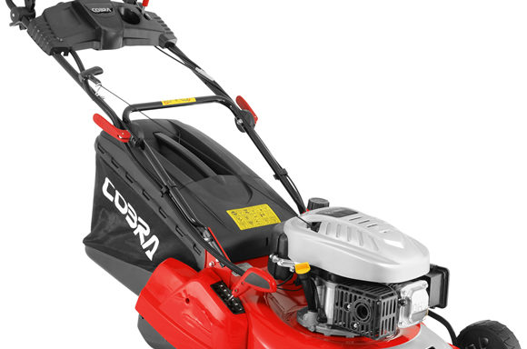 COBRA  RM46SPCE 18″ Rear Roller Electric Start Lawnmower