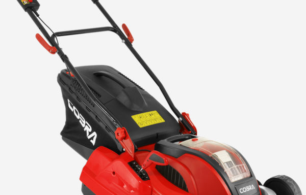 COBRA  RM4140V 16″ Li-ion 40V Cordless Rear Roller Mower